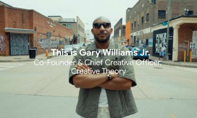 Pixel for Business — Gary Williams Jr. co-founder of Creative Theory