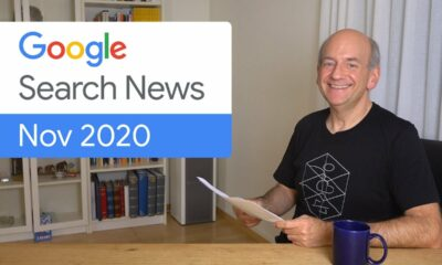 Google Search News (November '20) - from Google Webmasters to Google Search Central and more