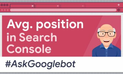 Average Position in Google Search Console #AskGooglebot