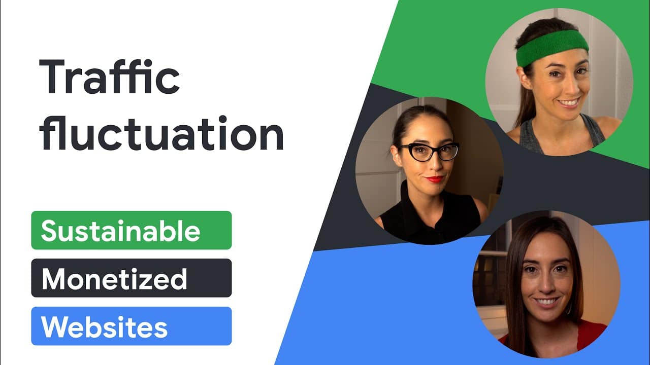 Traffic fluctuation (and ensuring healthy navigation) | Sustainable Monetized Websites