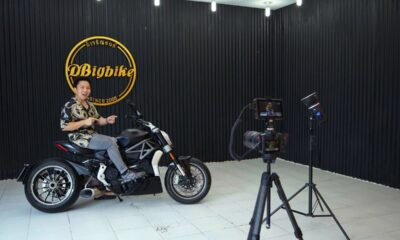 How a passionate bike shop owner in Thailand built a community on YouTube and grew his business