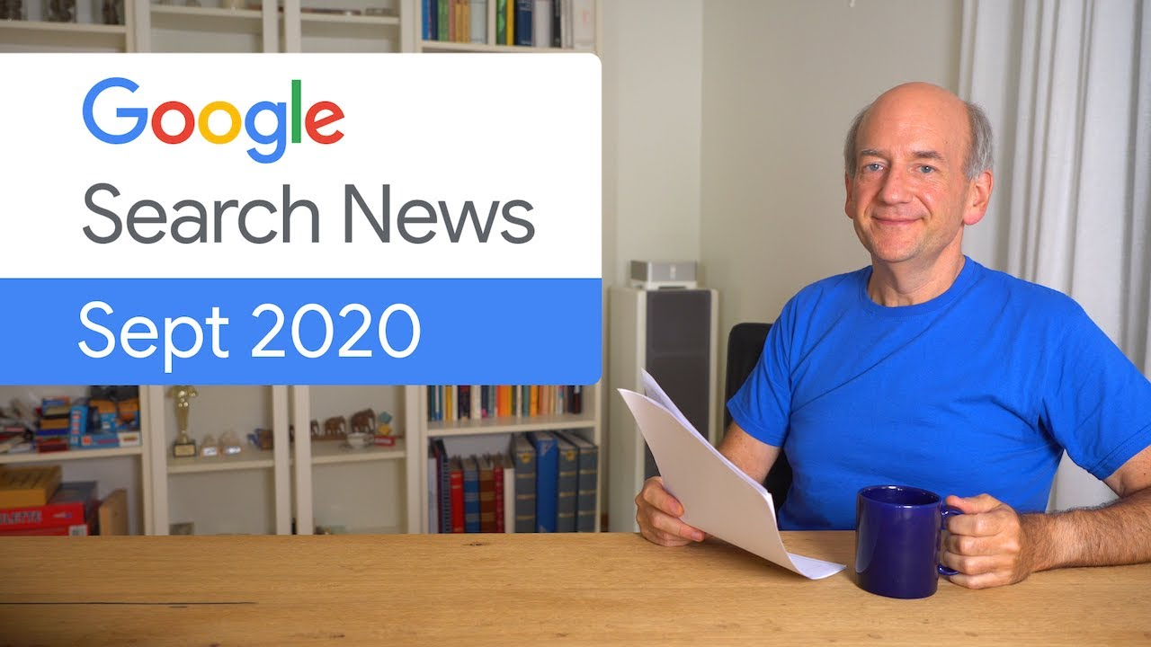 Google Search News (September '20) - Search Console Insights (BETA), Google Images updates, and more