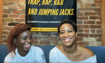 How women-led GrillzandGranola helps their community through fitness and mental health programs