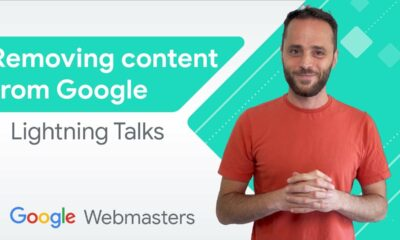 Removing content from Google | WMConf Lightning Talks