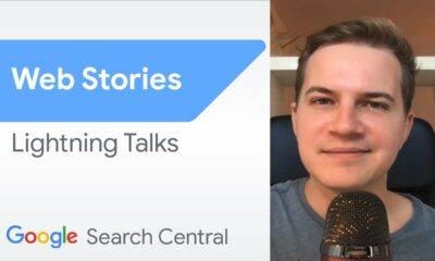 Getting started with Web Stories | Search Central Lightning Talks