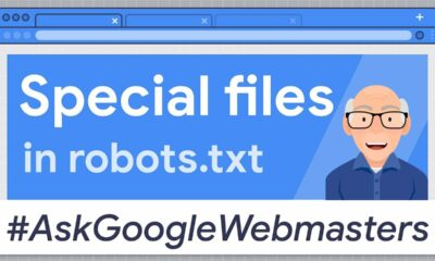 Special files in robots.txt #AskGoogleWebmasters