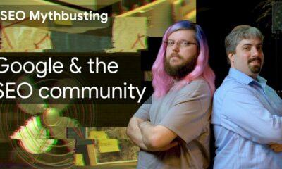 Google and the SEO community: SEO Mythbusting