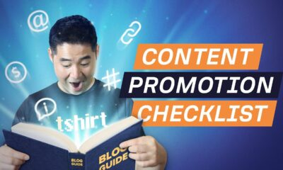 Content Promotion Checklist for Beginners