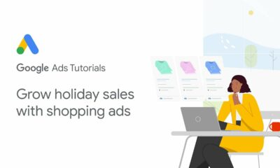 Google Ads Tutorials: Grow holiday sales with Shopping ads