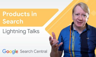 How to get your products into Search | Search Central Lightning Talks