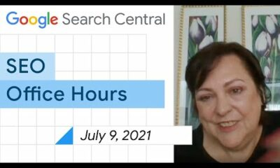 English Google SEO office-hours from July 9, 2021