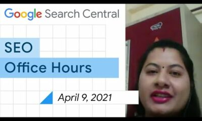 English Google SEO office-hours from April 9, 2021