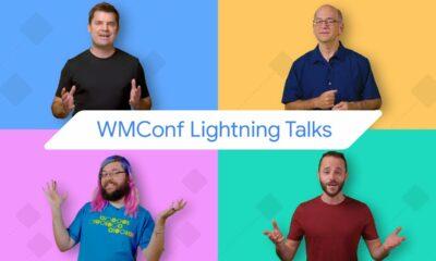 WMConf Lightning Talks - Official trailer (new series)