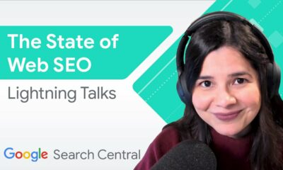 The state of web search engine optimization | Search Central Lightning Talks