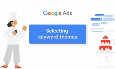 Google Ads Smart campaigns | Selecting keyword themes