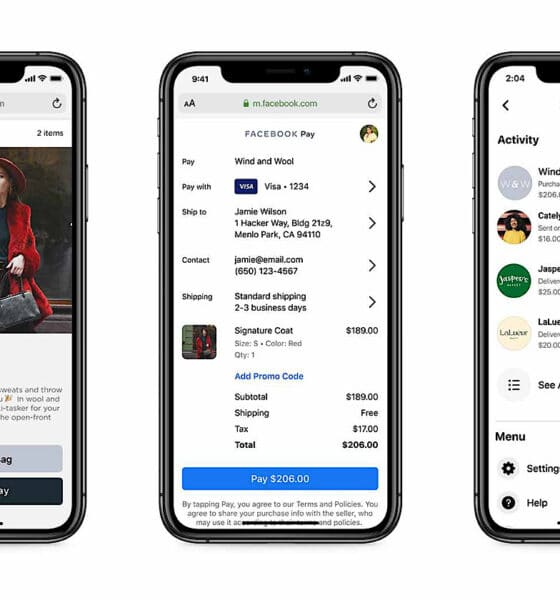 Facebook Pay Rolling Out to Shopify Sites in August via @sejournal, @MattGSouthern