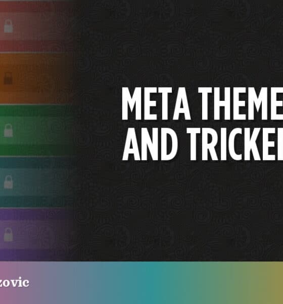 Meta Theme Color and Trickery