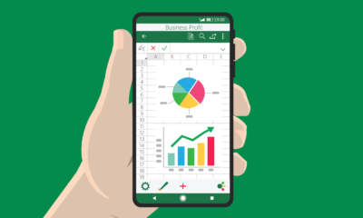 5 Awesome Spreadsheet Apps for the iPhone via @sejournal, @JuliaEMcCoy