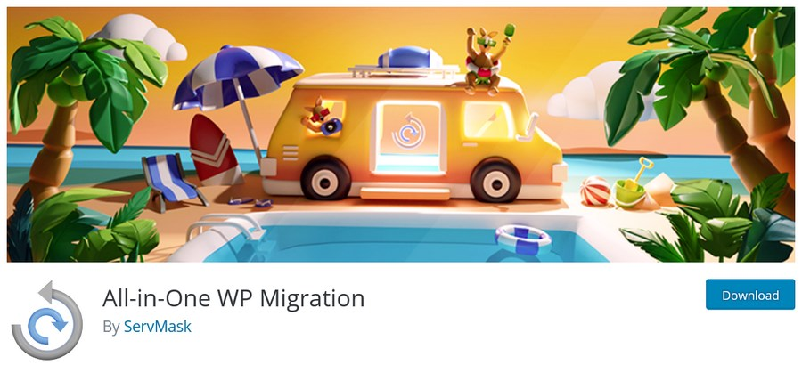 All-in-One WP Migration WordPress plugin