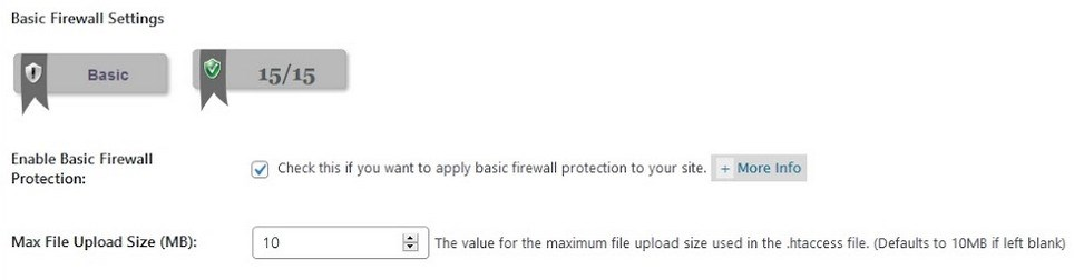 Disable Your WordPress Firewall