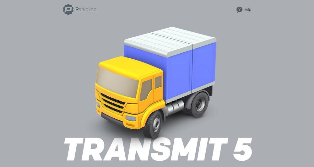Transmit 5 for macOS