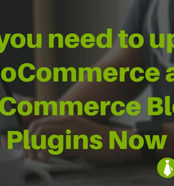 Why you need to update WooCommerce and WooCommerce Blocks Plugins Now on Your Site