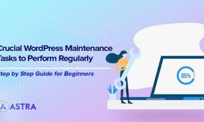 13 Essential WordPress Maintenance Tasks Everyone Should Perform Regularly