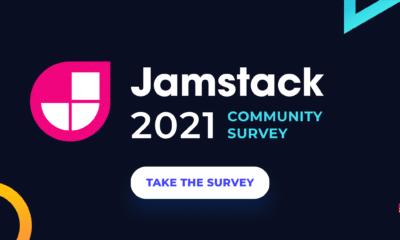 Jamstack Community Survey 2021