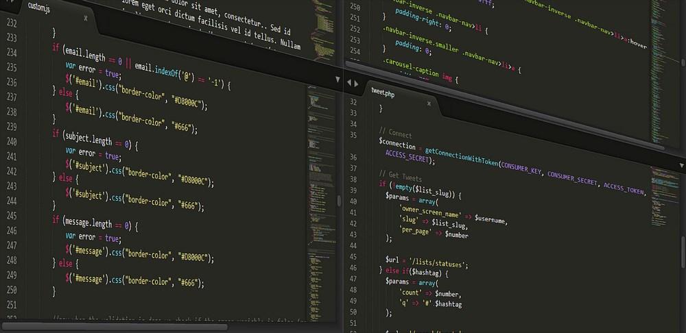code stock image 2