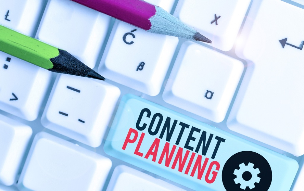 Content planning is a must for success in digital marketing.