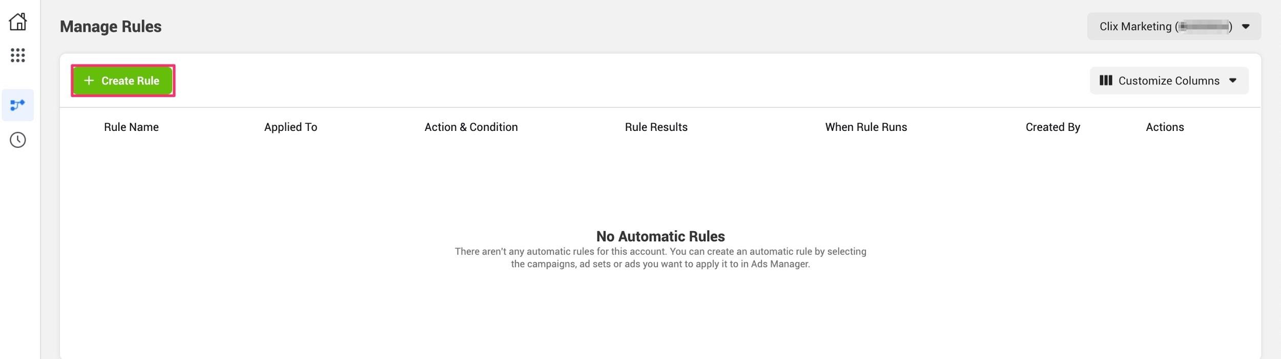 Managing Rules.