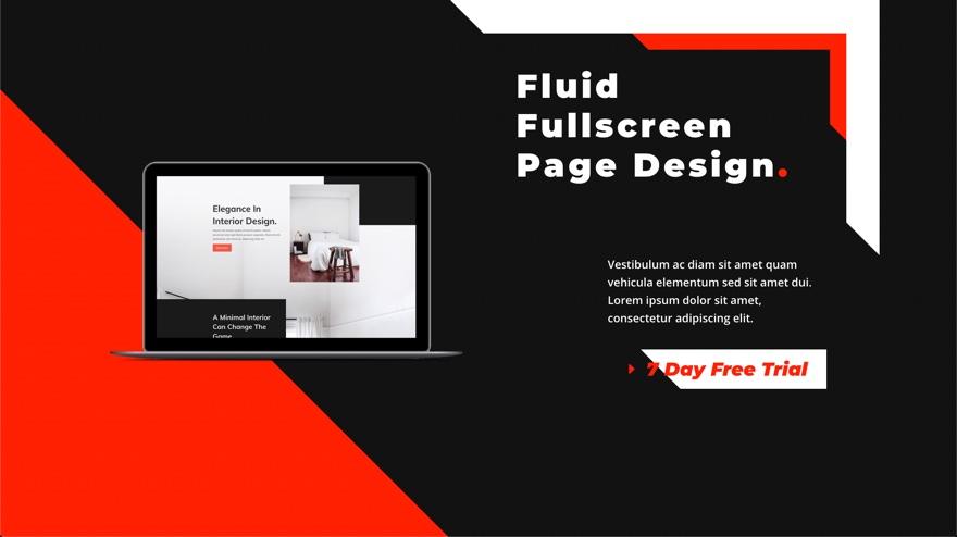 divi-fluid-hero-section-design