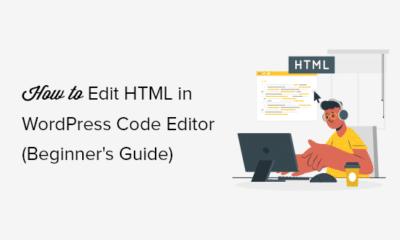 How to Edit HTML in WordPress code editor