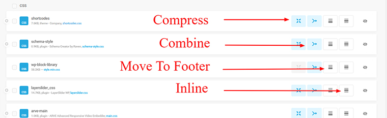 Hummingbird WordPress Plugin.