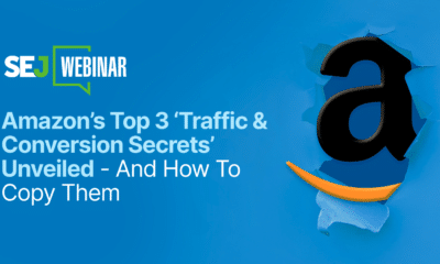Drive Traffic & Conversions: 3 Secrets Amazon Doesn't Want You To Know [Webinar] via @sejournal, @hethr_campbell