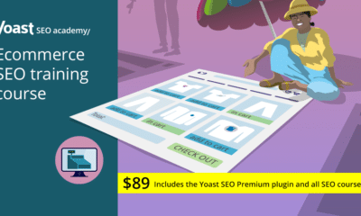 Out now: Ecommerce SEO training course!
