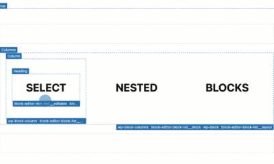 Identify and Select Blocks via the Wayfinder WordPress Plugin