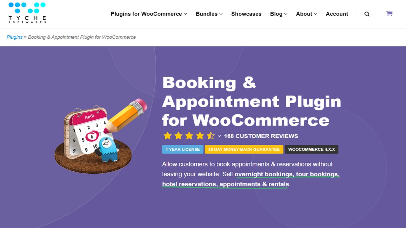 WooCommerce booking plugin can be used to create a full-fledged booking platform