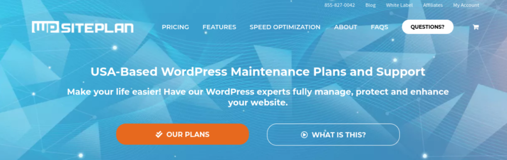 The WP SitePlan plugin.