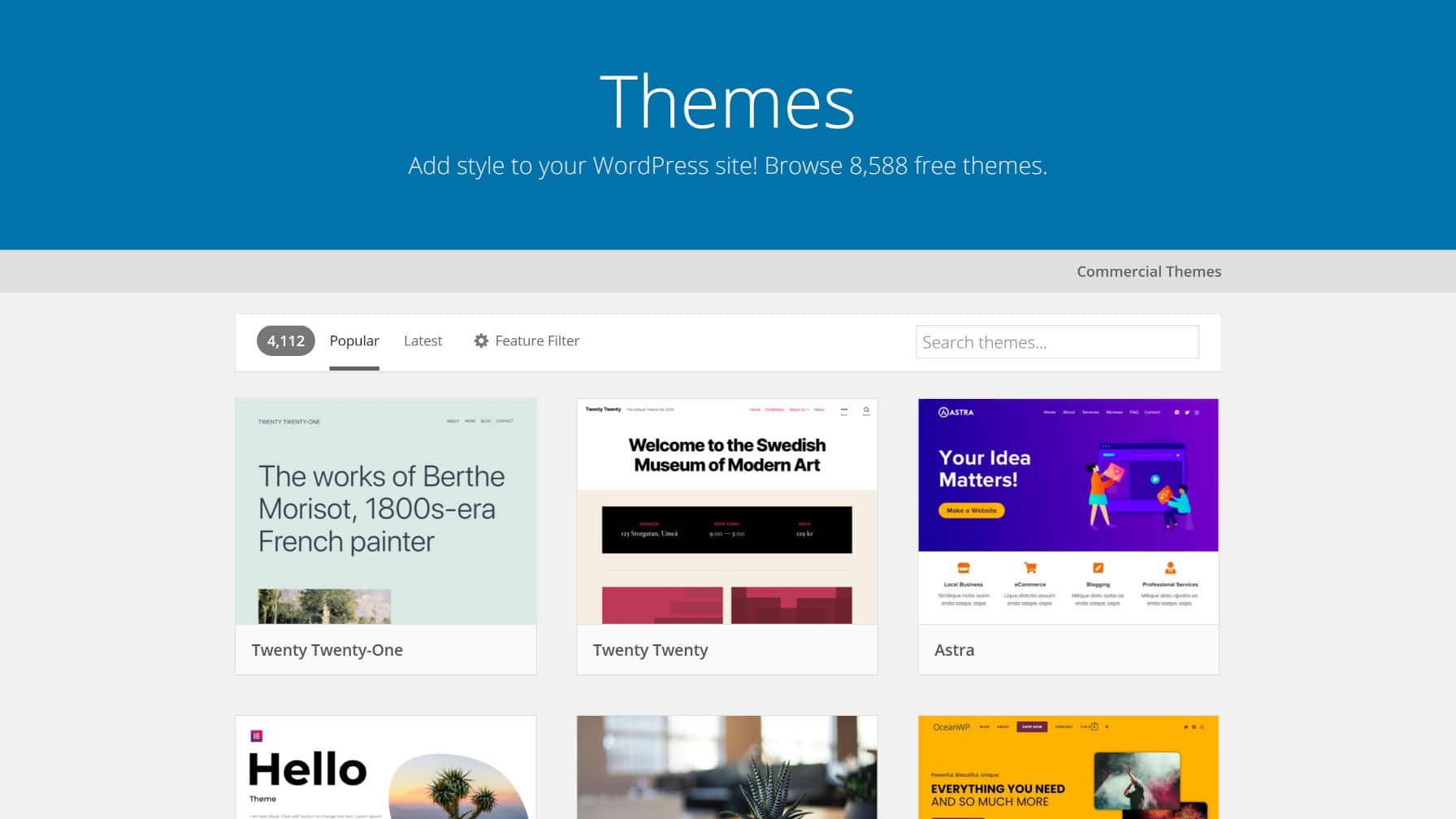 Next Phase of the WordPress Theme Review Overhaul: Open Meeting and Call for Feedback