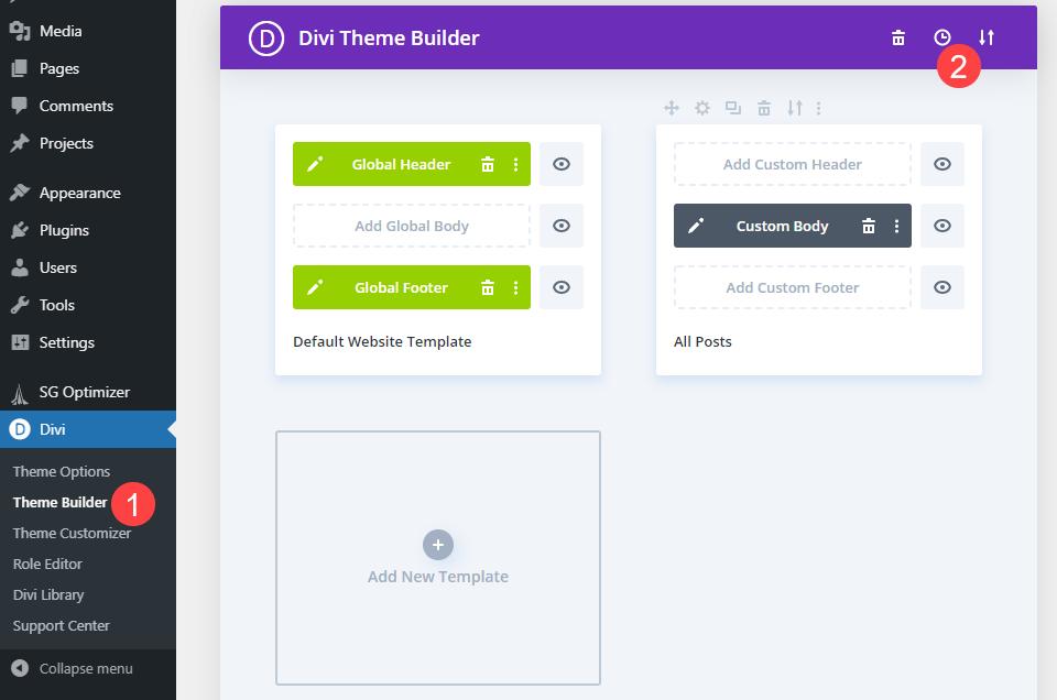 theme builder portability