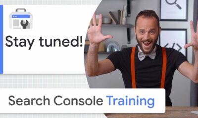 Google Search Console Training: Stay tuned!