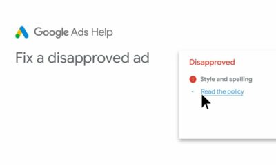 Google Ads Help: Fix a disapproved Google Ad
