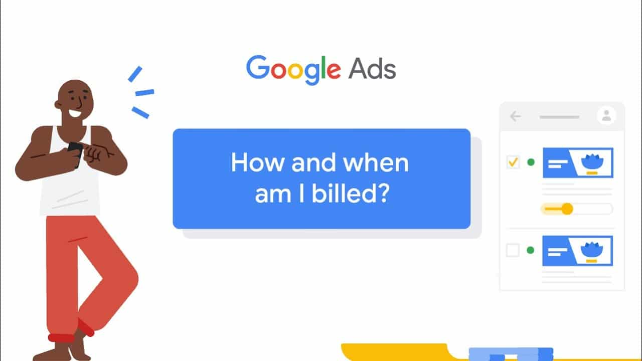 Google Ads Smart campaigns | How and when am I billed?