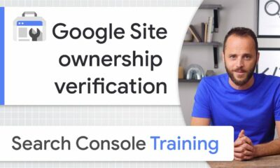 Google Site ownership verification - Google Search Console Training