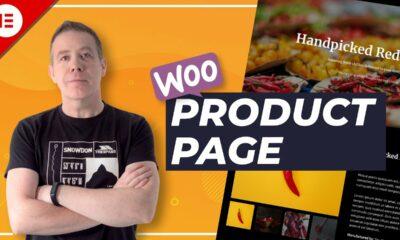 Elementor WooCommerce Product Page Customization