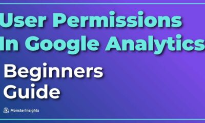 Beginners Guide to Google Analytics User Permissions