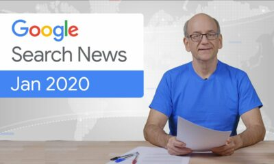 Google Search News (Jan '20) - Data-vocabulary.org, BERT, Search Console, and more