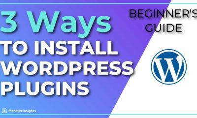 How To Install Plugins In WordPress (Beginner's Guide)