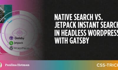 Native Search vs. Jetpack Instant Search in Headless WordPress With Gatsby